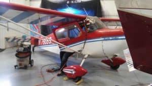 Advanced Aero Tech Employee