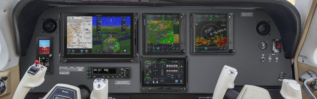 Garmin G500 TXi Touchscreen Flight Display - AATG Avionics