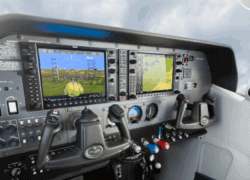 G1000 NXi glass panel
